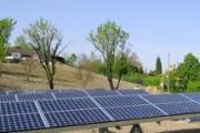 Impianto fotovoltaico a terra da 20 kWp a Casalgrande (RE)