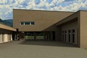 Nuova scuola primaria CASA CLIMA ORO a Monteveglio (BO)