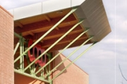 Edificio commerciale Coop Nordest a Reggiolo (RE)